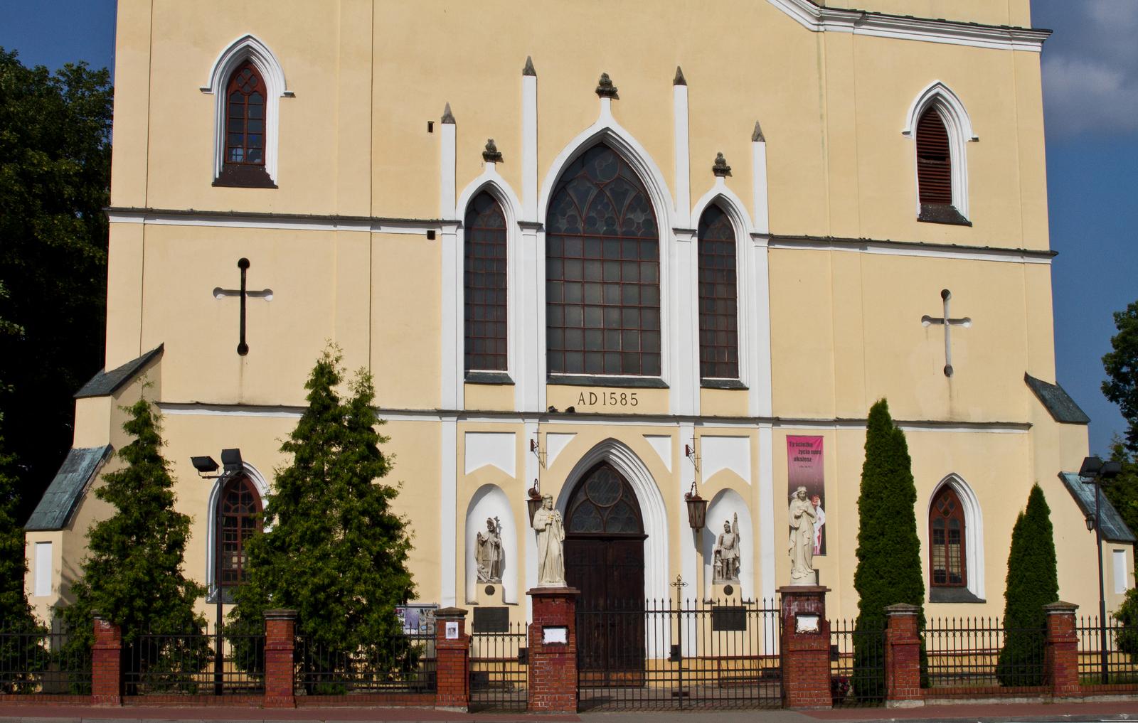 Kościół w Wiskitkach – film
