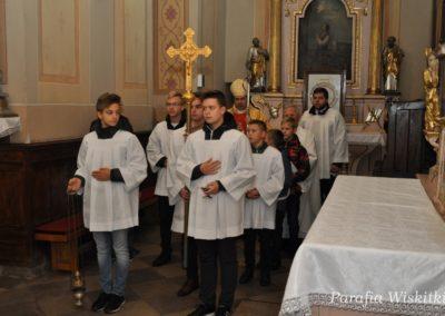 Wizytacja jego ekscelencji księdza Biskupa Wojciecha Osiala – galeria zdjęć