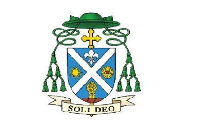 Słowo Biskupa Ordynariusza i Biskupa Pomocniczego z prośbą o modlitwę za śp. ks. bpa Józefa Zwitkowskiego